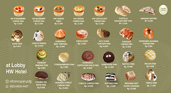 menu NNP PAC